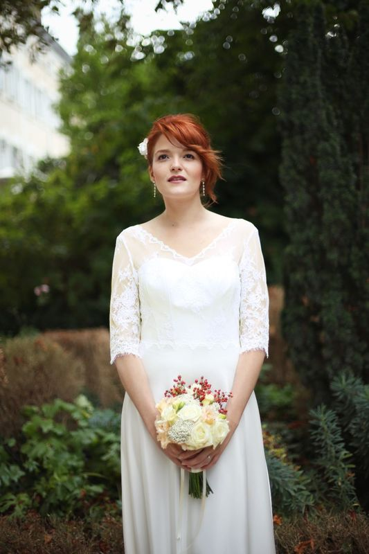 Kaa Couture modèle robe de mariée ISALINE