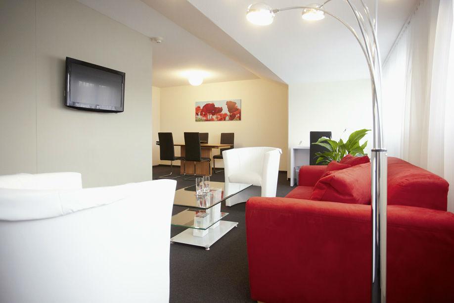 Suite Wohnbereich