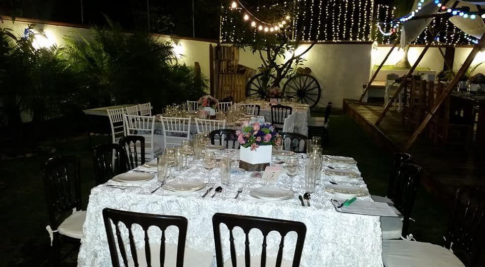"""Salón de Fiestas """"Kabhana"""""""