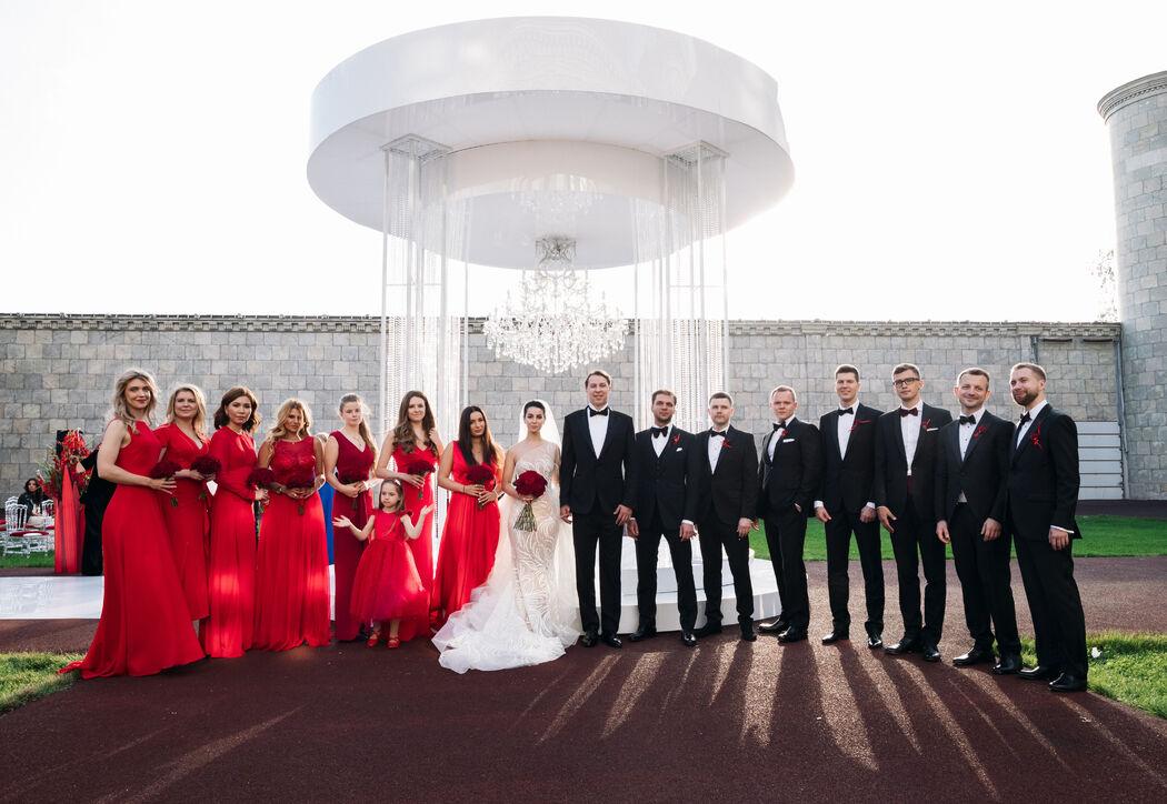 Свадебный организатор Елизавета Паничкина