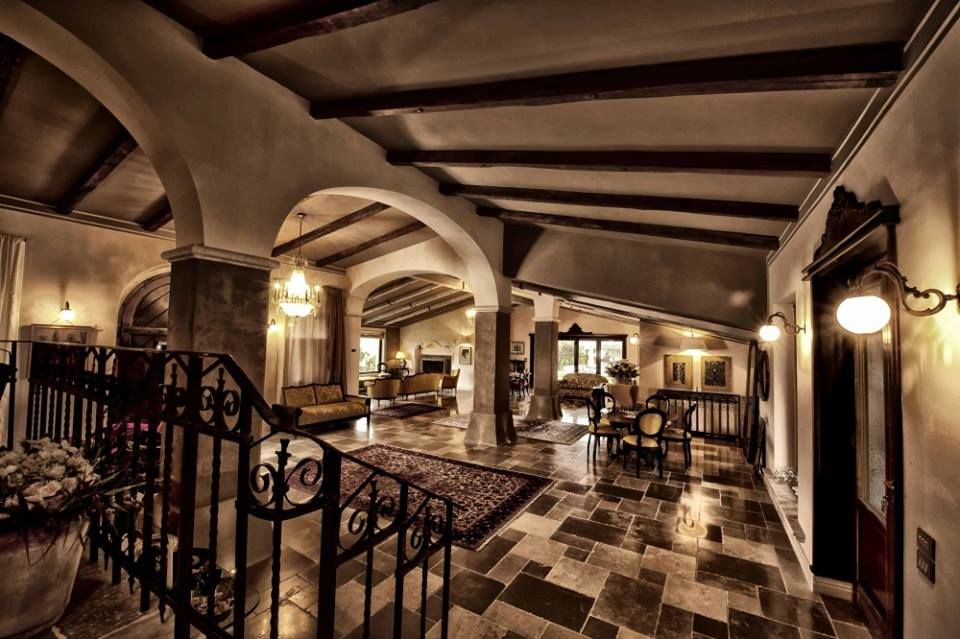 Villa casale filieri