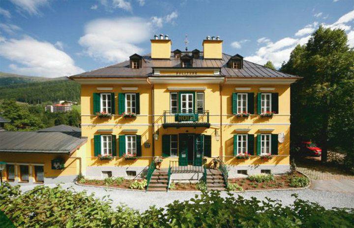 Beispiel: Außenansicht, Foto: Hotel Villa Solitude.