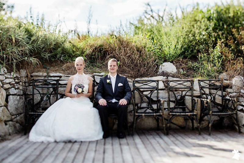 Beispiel: Wunderschöne Hochzeitsbilder, Foto: Alexander Hahn Emotional Photography.