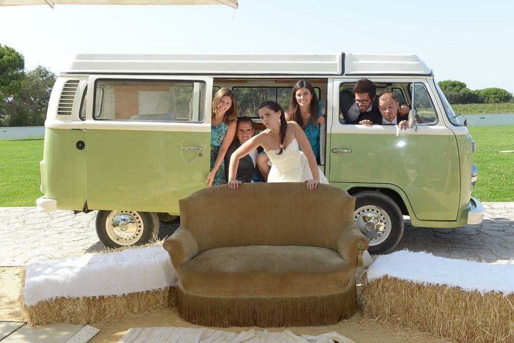 Aluguer de Pão de Forma para Casamentos