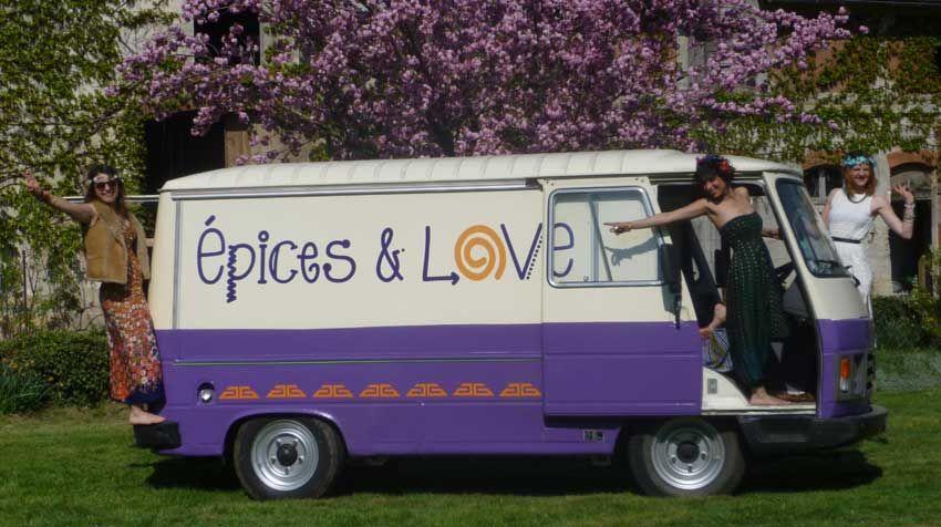 Épices & Love : le traiteur bohème et champêtre