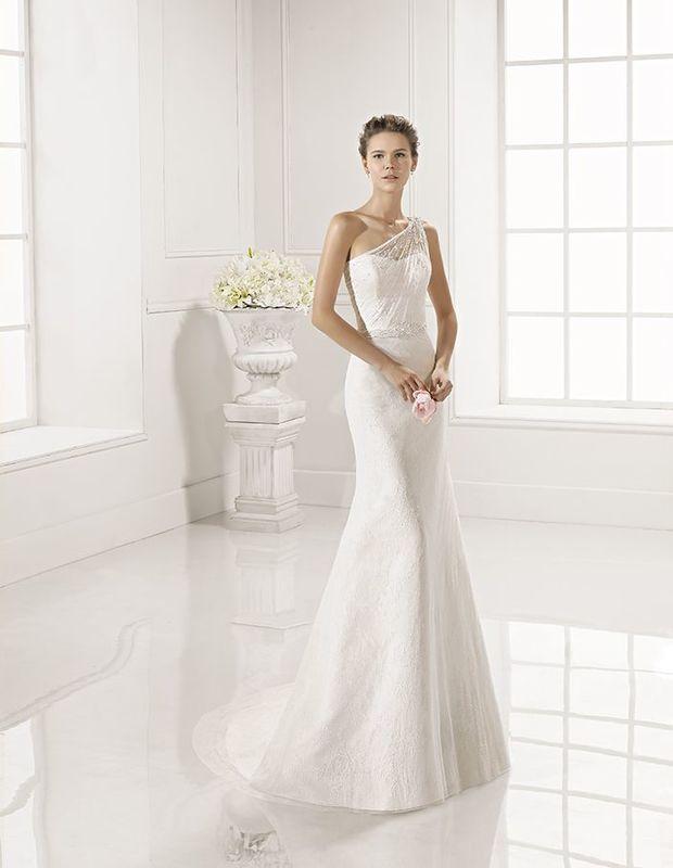 Vestido de noiva Zaina - Adriana Alier