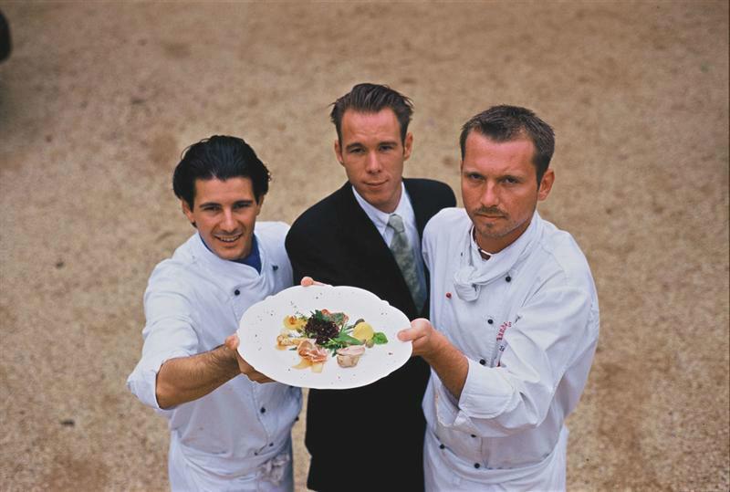 Beispiel: Catering mit Hochgenuß, Foto: Landhaus Diedert Catering.
