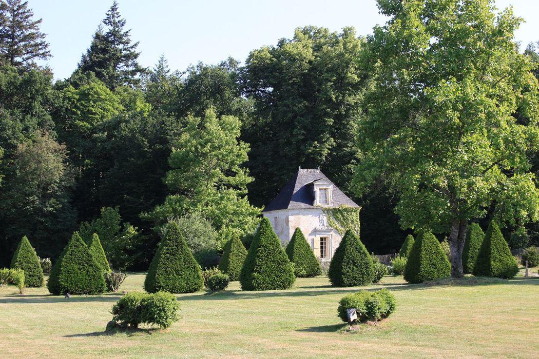 Château de Chambiers- Suite nuptiale le Pavillon de France