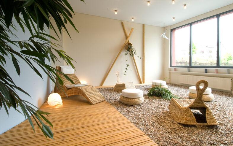Beispiel: Entspannung, Foto:Feng Shui Tageszentrum Eisenach.