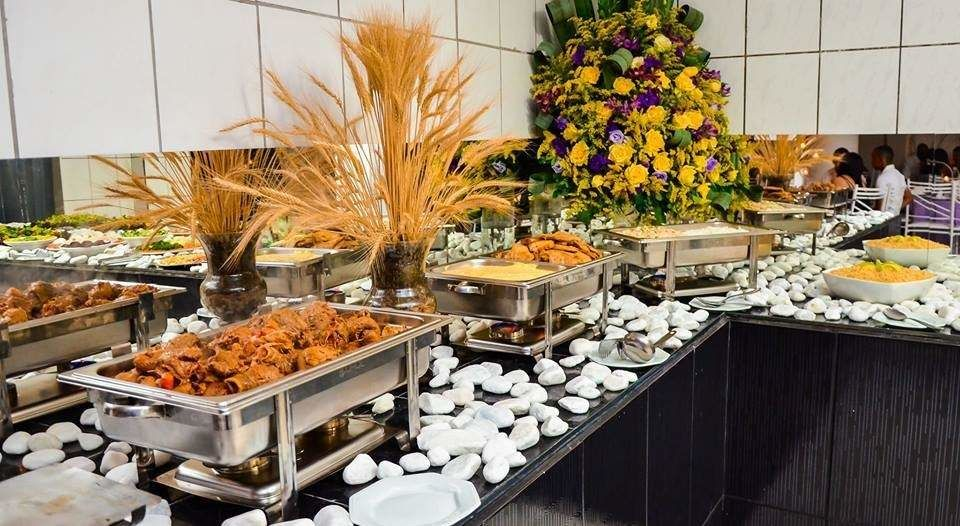 Buffet Toque D'Amor