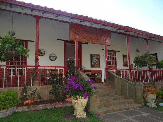 Hacienda Santa Barbara