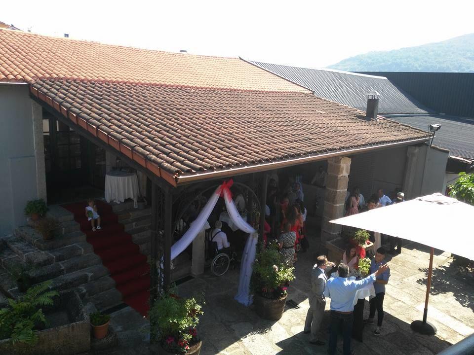 Restaurante O Pazo Canedo