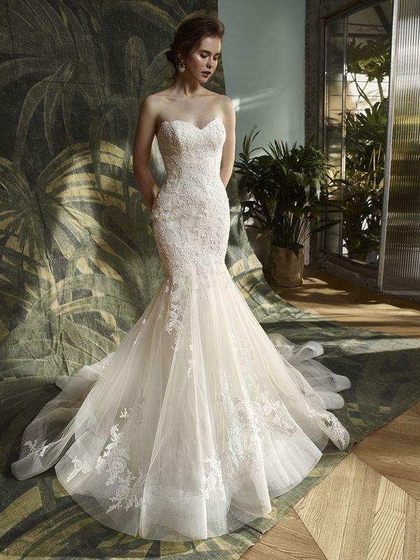 Sirena sposa Enzoani per Blu Spose Atelier