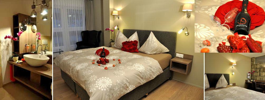 Beispiel: Hochzeitszimmer, Foto: Parkhotel Langenthal.