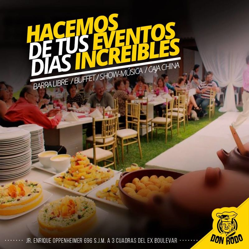 Don Rodo Parrillas & Grill