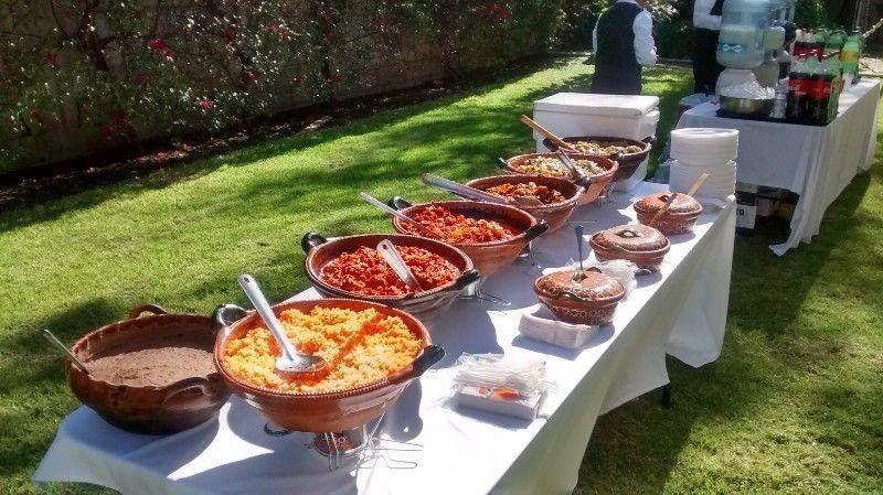 "Banquetes ""Kaach"""