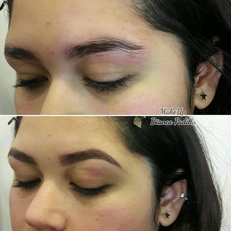 MakeUp Bianca Padilla