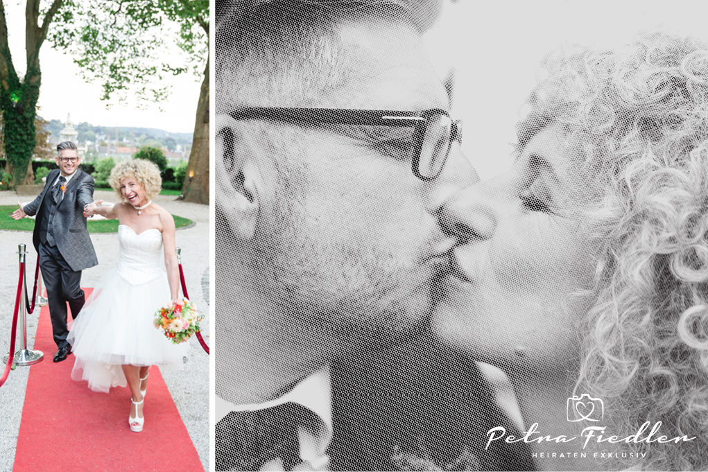 Hochzeitsreportage Alex & Chris in der Villa Media | Wuppertal