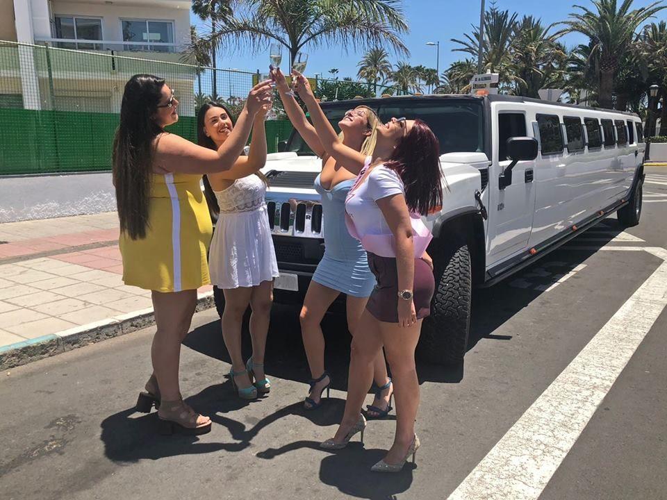 Hummer Limo Gran Canaria