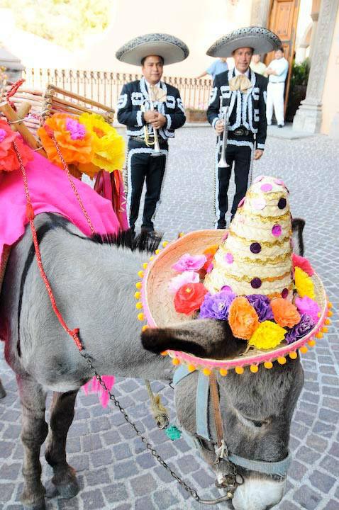 Celebrations San Miguel. Wedding Planner. San Miguel de Allende, Gto.