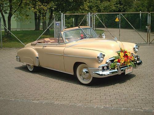 Beispiel: Chevrolet De Luxe Cabriolet, Foto: FUNCAB.