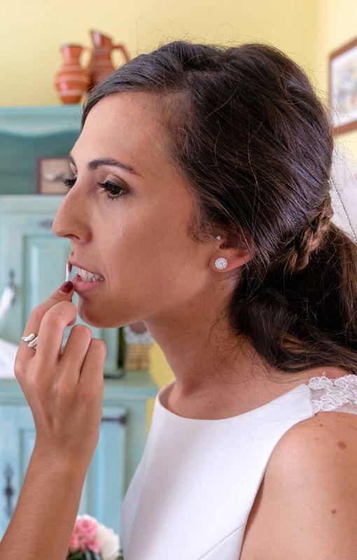 Catarina Nunes Makeup Artist