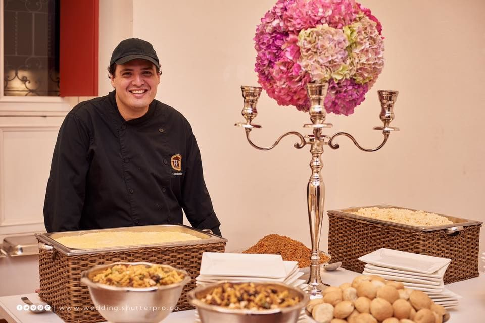 FP Catering Chef Francisco Prado