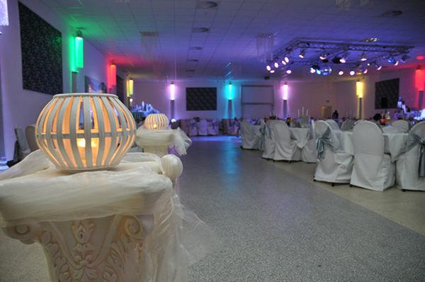 Beispiel: Saal 2, Foto: Elite Event Center.