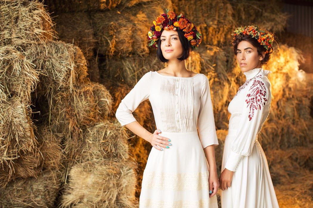 Свадебные платья Cathy Telle