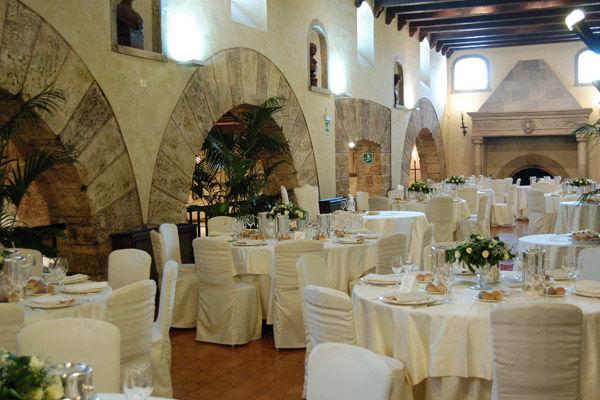 Interni - Castello Monaci