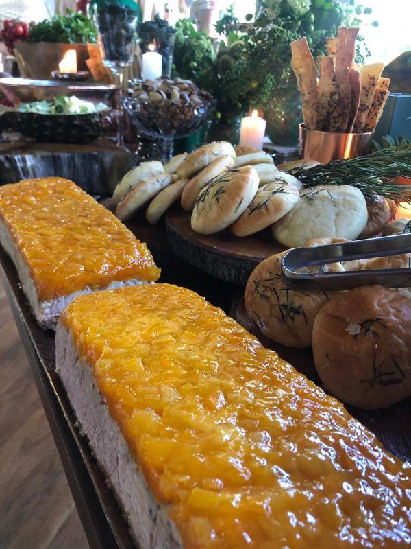 Buffet Natalia Ebone Gastronomia