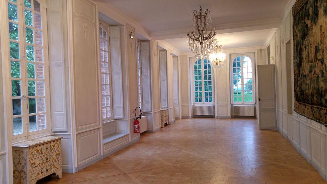 château reception