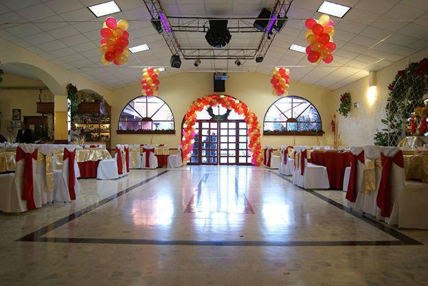 Salón Villa María en el Distrito Federal