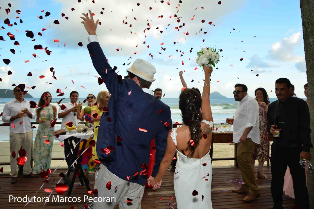 Casamento Praia Juquehy