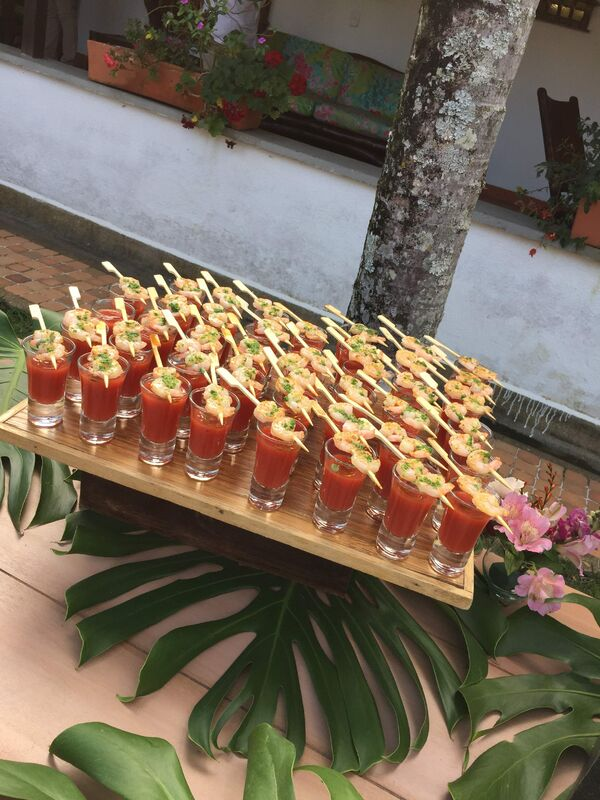 EDNIA LUXURY CATERING