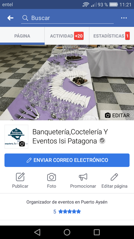 Isi Patagona