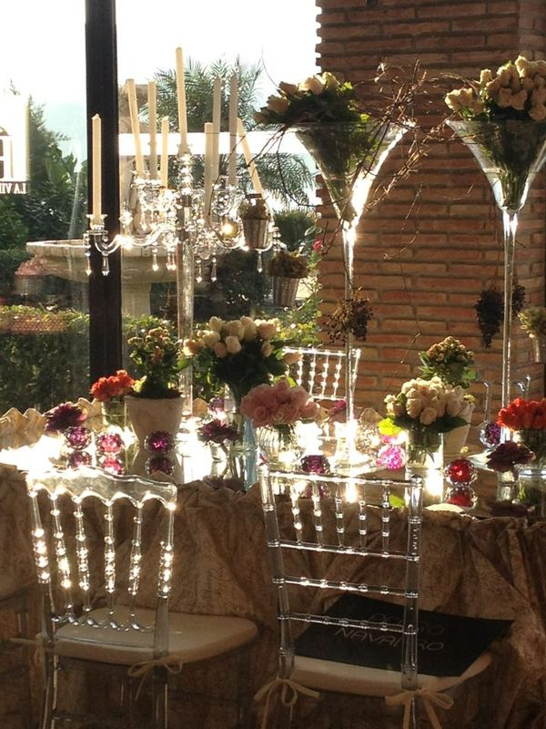 Pedro Navarro Floral and Event Stylist