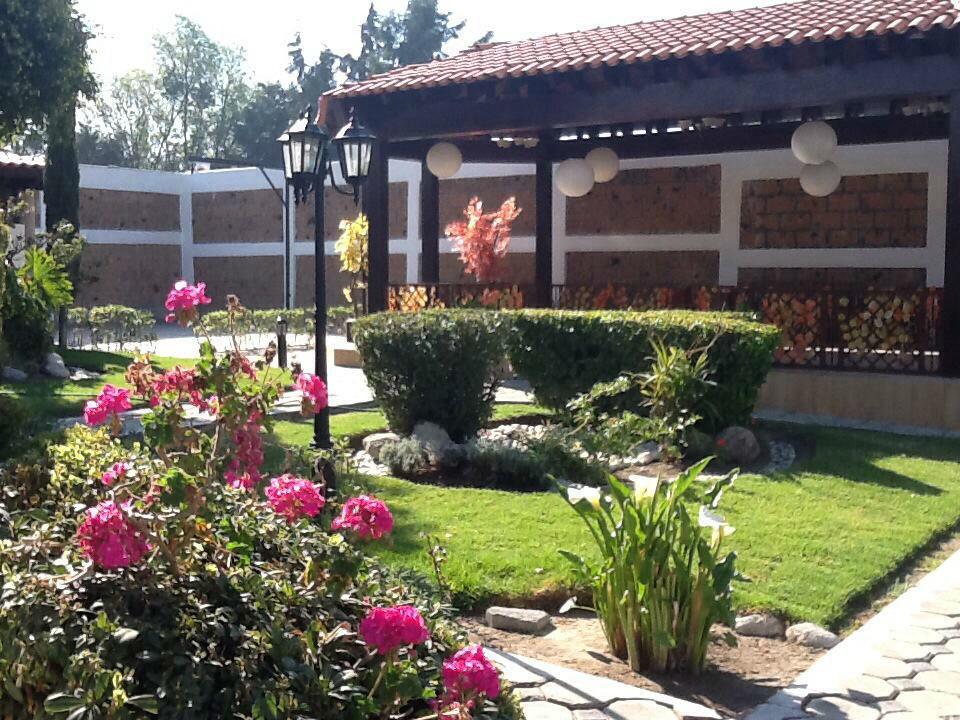 Jard n wynn bodas for Jardin 3 marias puebla