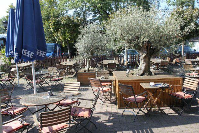 Beispiel: Biergarten, Foto: Café Stormwind.