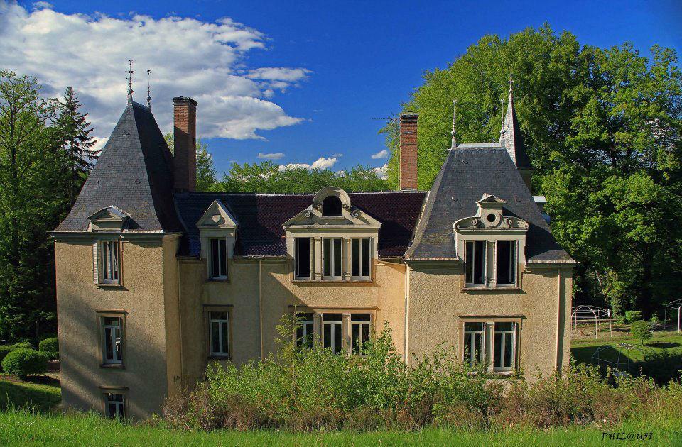 Château de Bonnevaux