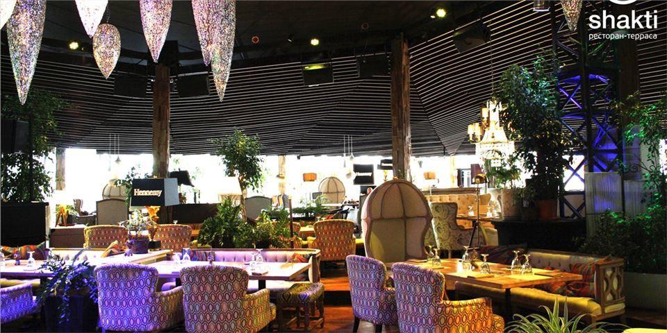 Shakti Terrace ресторан