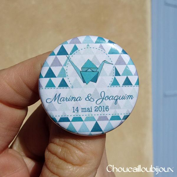 Choucailloubijoux - Badges Personnalisés