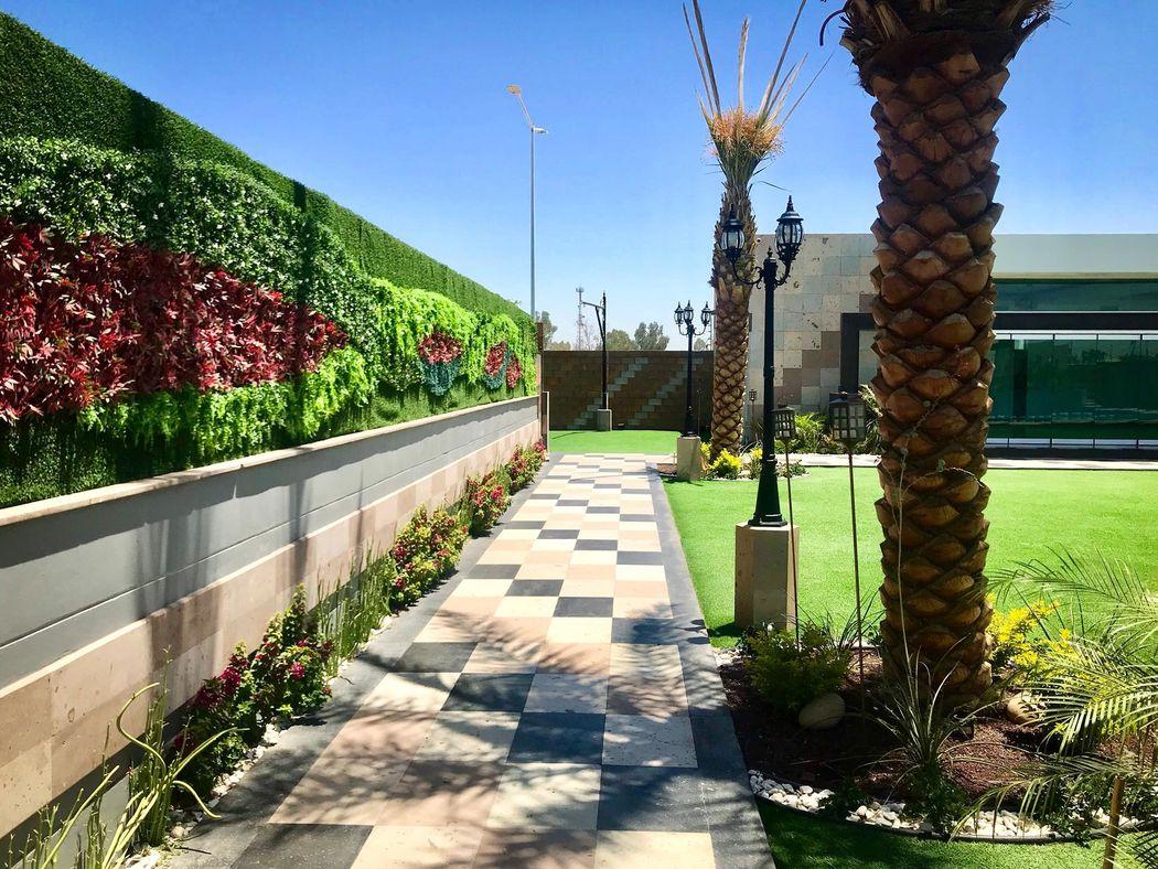 La Isla Jardín y Salón