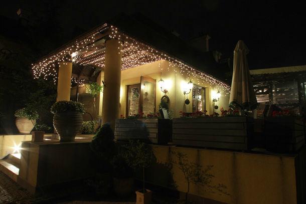 Restauracja Villa Riccona