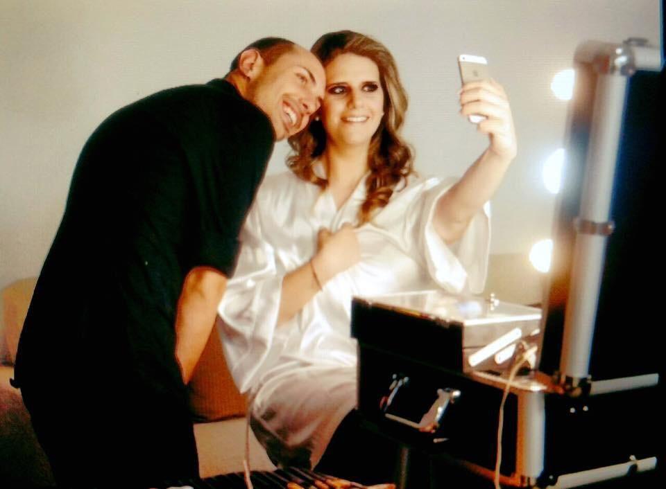 David Levy - Maquillaje y Peinado Profesional