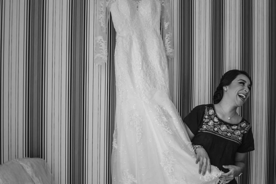 Sebastián Olvera - Wedding photographer