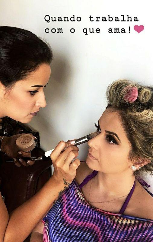 Fabiana Degrande Hair & Makeup