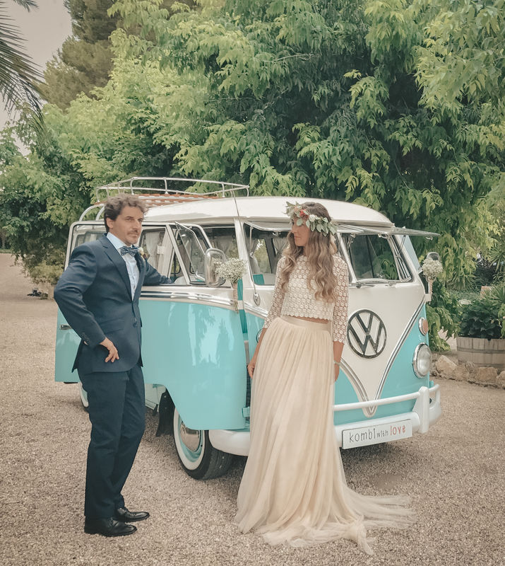 Kombi with Love