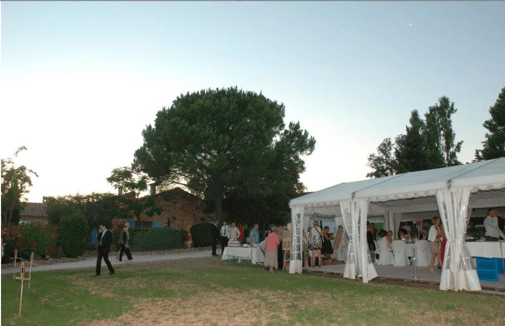 Tente - Le Domaine de Cethi