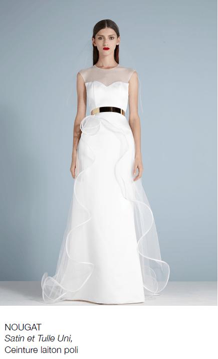 Suzanne Ermann Paris - Robes de mariée